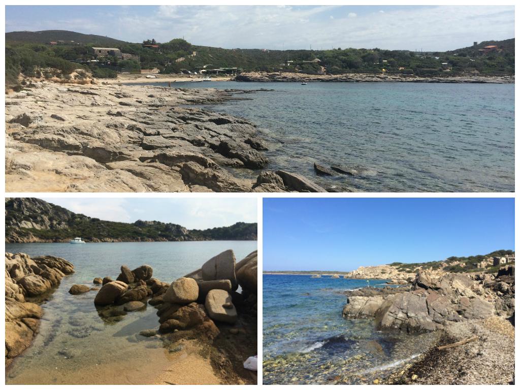 plaze kamieniste Sardynia