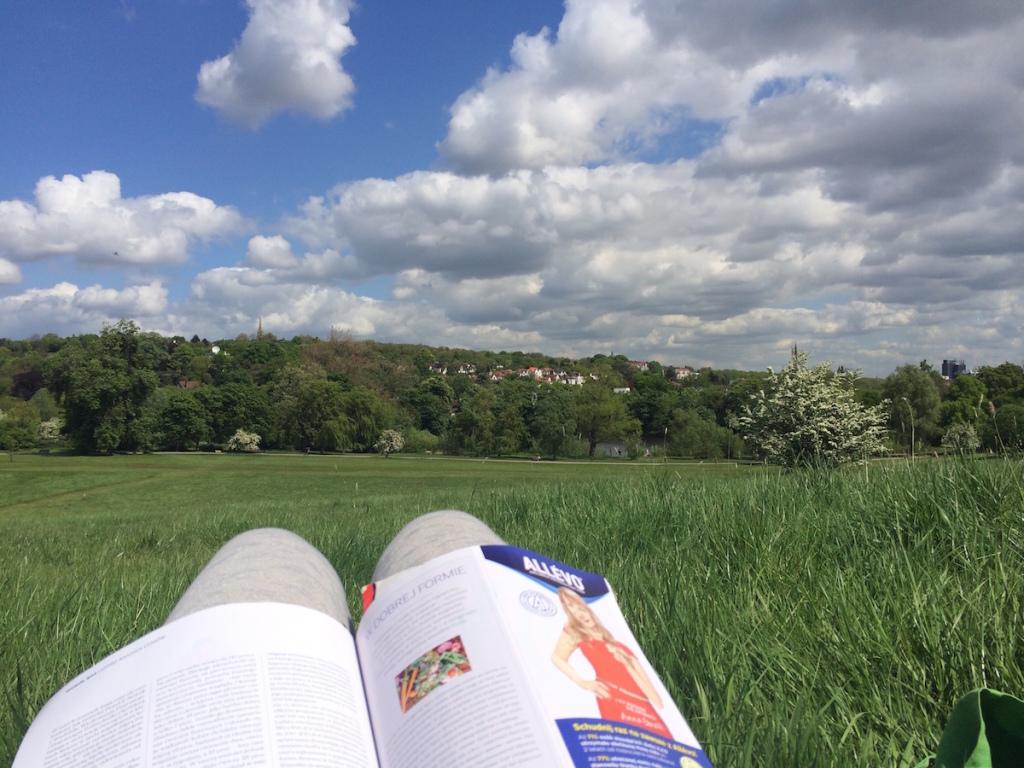 Top 5 parków w Londynie