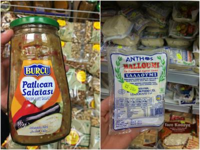 Cuda niewidy w angielskim supermarkecie i warzywniaku