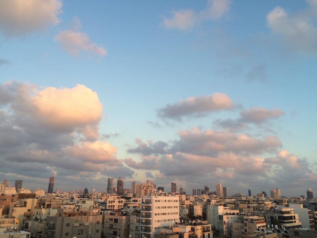 Tel Awiw – pierwsze wrażenia