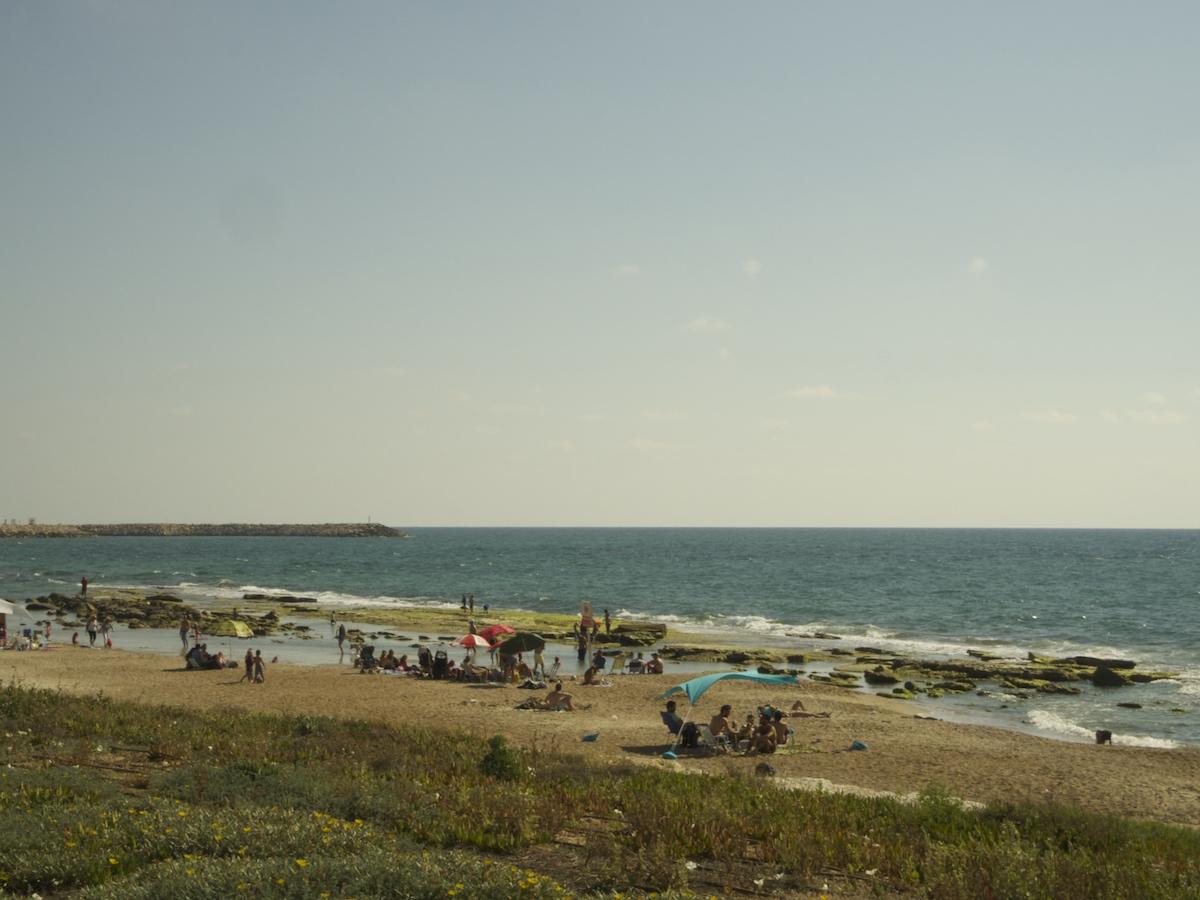 Wspomniane plaże, na których na próżno szukać turysty