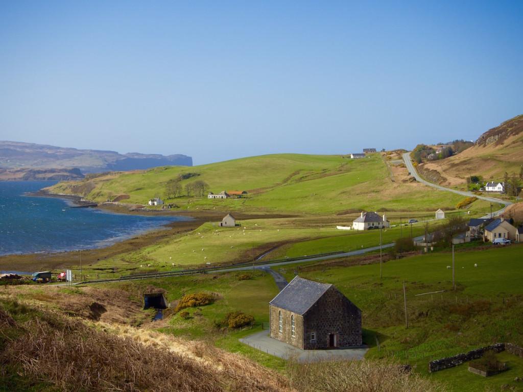 Szkocja, Wyspa Skye – przewodnik, najważniejsze atrakcje i trasy samochodowe