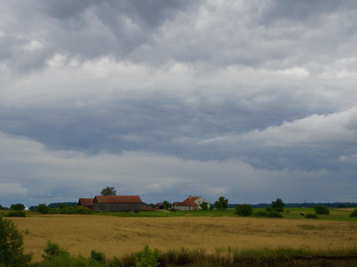 Warmia gmina Kiwity