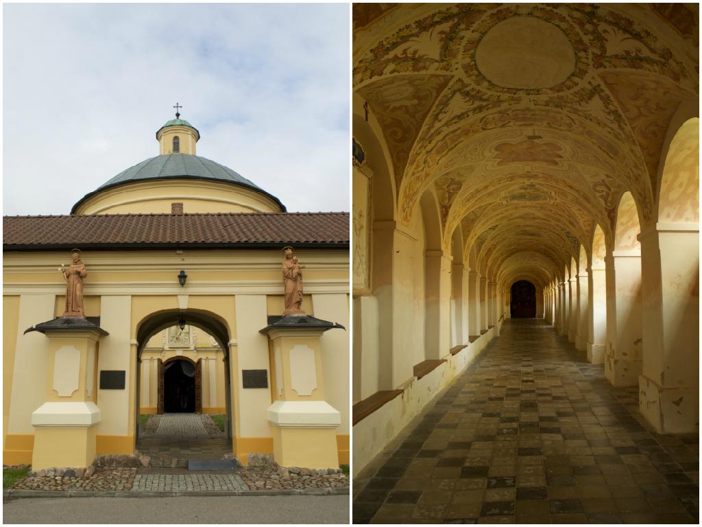 Stoczek Klasztorny Kościół Klasztor