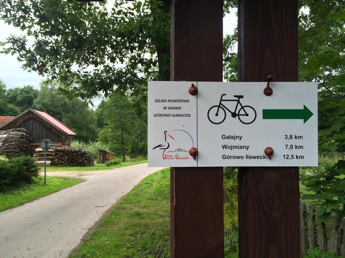 Żywkowo_trasy rowerowe