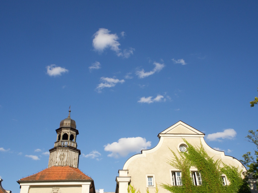 #MojaWarmia – Pałac w Galinach