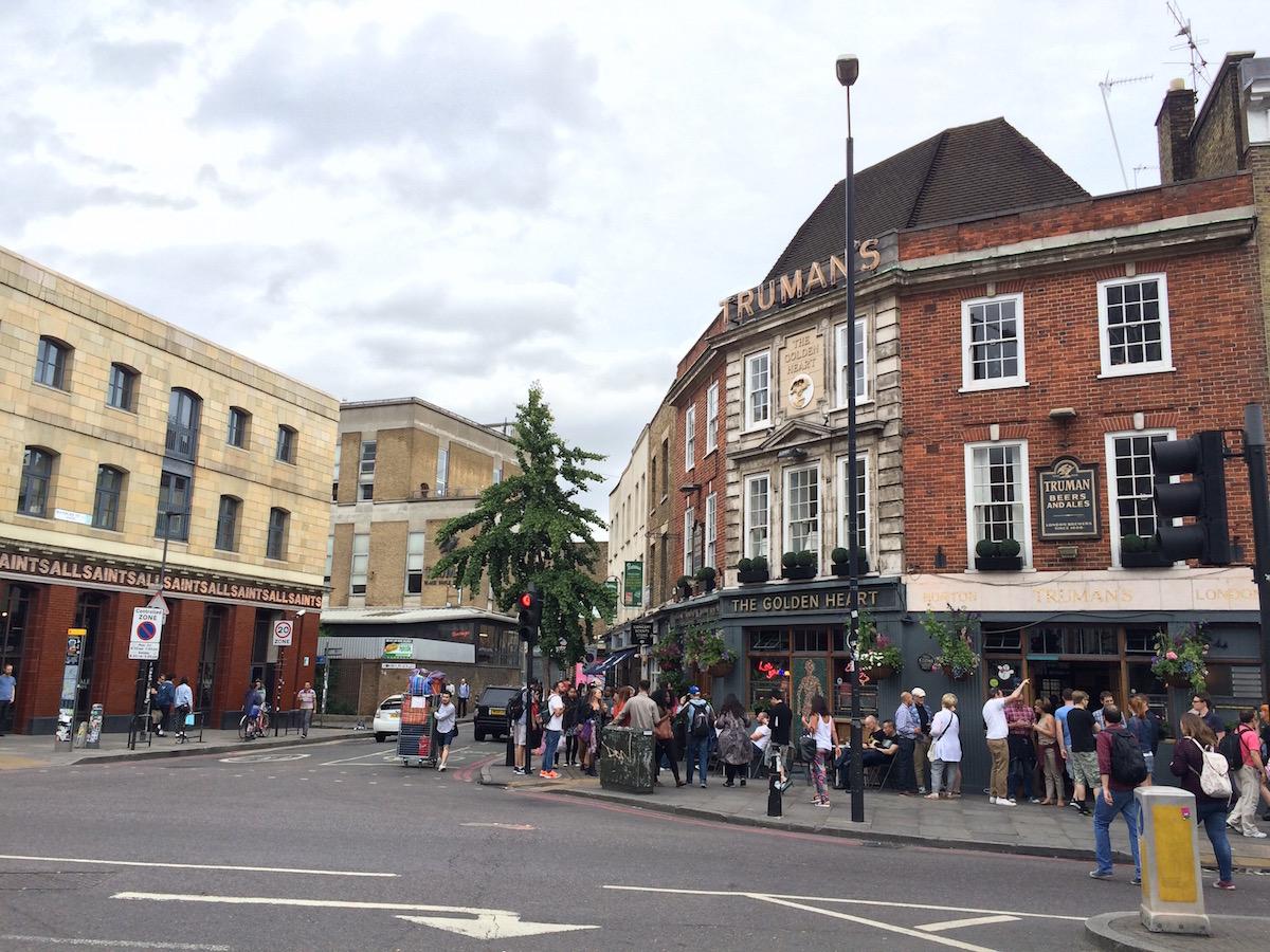 London puby