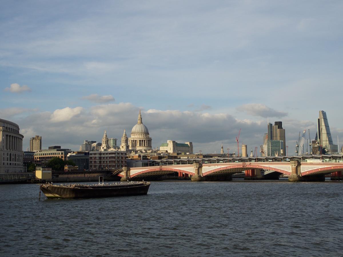 Londyn katedra swietego pawla
